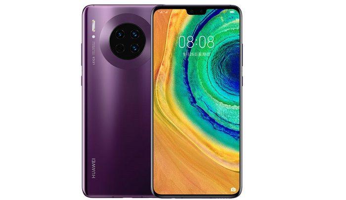 مشخصات فنی گوشی میت 30 هواوی - Huawei Mate 30 5G