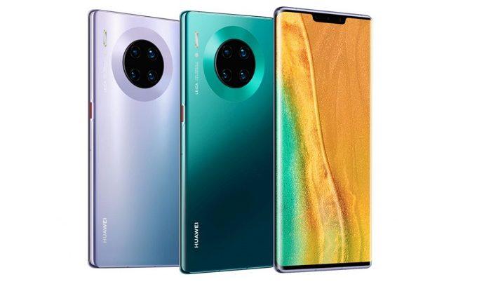 گوشی هوشمند میت 30 پرو هواوی - Huawei Mate 30 Pro 5G