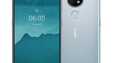 قیمت و مشخصات فنی گوشی هوشمند نوکیا Nokia 6.2