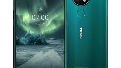 مشخصات فنی و قیمت گوشی موبایل نوکیا Nokia 7.2