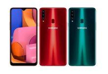 مشخصات گوشی هوشمند سامسونگ Samsung Galaxy A20s