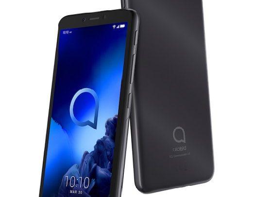 قیمت و مشخصات فنی گوشی موبایل alcatel 1v (2019)