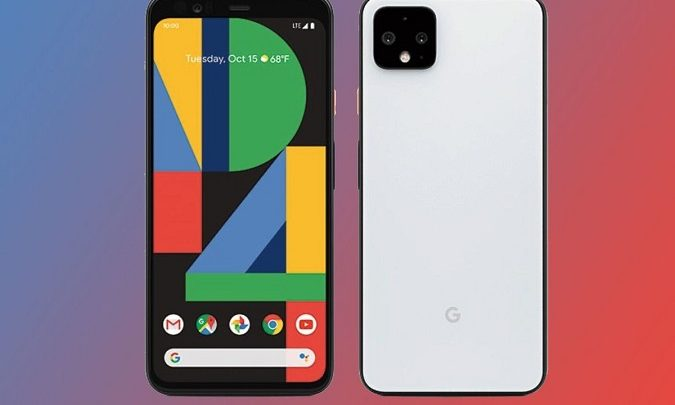 مشخصات فنی گوشی پیکسل 4 ایکس ال گوگل - Google Pixel 4 XL