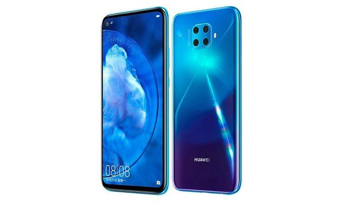 مشخصتات فنی گوشی نوای 5 زد هواوی - Huawei nova 5z