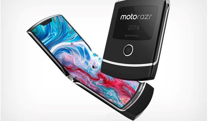 مشخصات فنی و قیمت گوشی موتورولا - Motorola Razr 2019