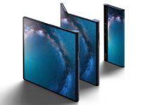 گوشی تاشدنی هواوی میت ایکس - Huawei Mate X با نمایشگر 8 اینچی