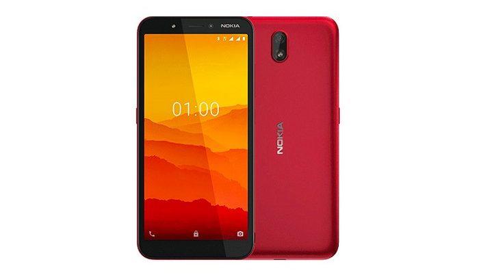 قیمت و مشخصات فنی گوشی نوکیا - Nokia C1