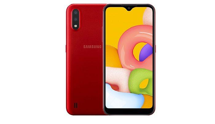 مشخصات فنی گوشی هوشمند سامسونگ - Samsung Galaxy A01