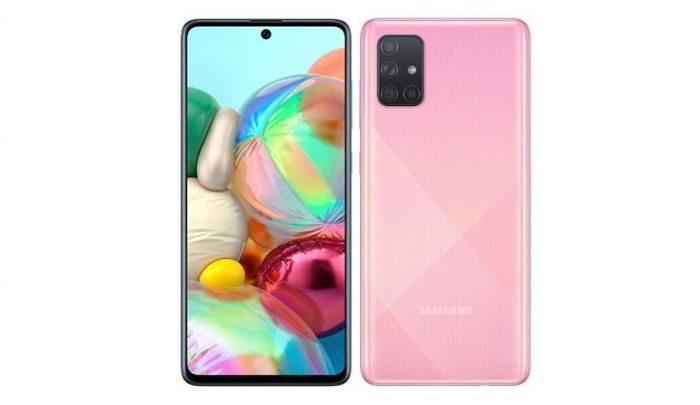 مشخصات فنی گوشی هوشمند سامسونگ - Samsung Galaxy A71